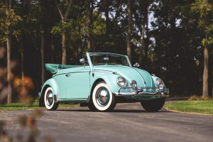 1962 Volkswagen Beetle Cabriolet Supercharged by Judson