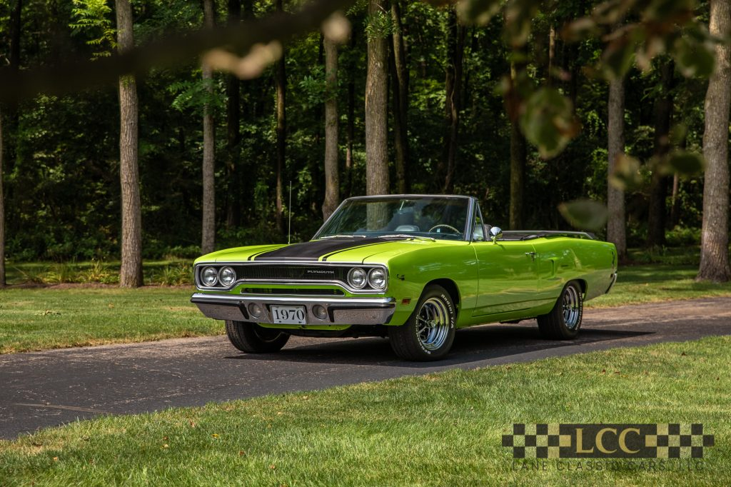 1970 Plymouth Roadrunner Convertible For Sale Lane Classic Cars