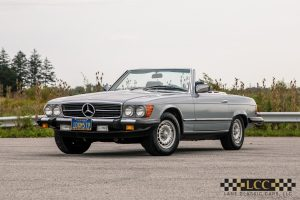 1982 Mercedes-Benz 380 SL For Sale Lane Classic Cars