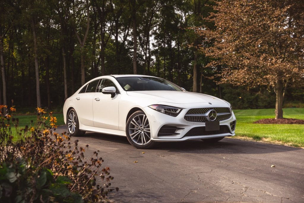 2019 mercedes-benz cls cls 450 4matic
