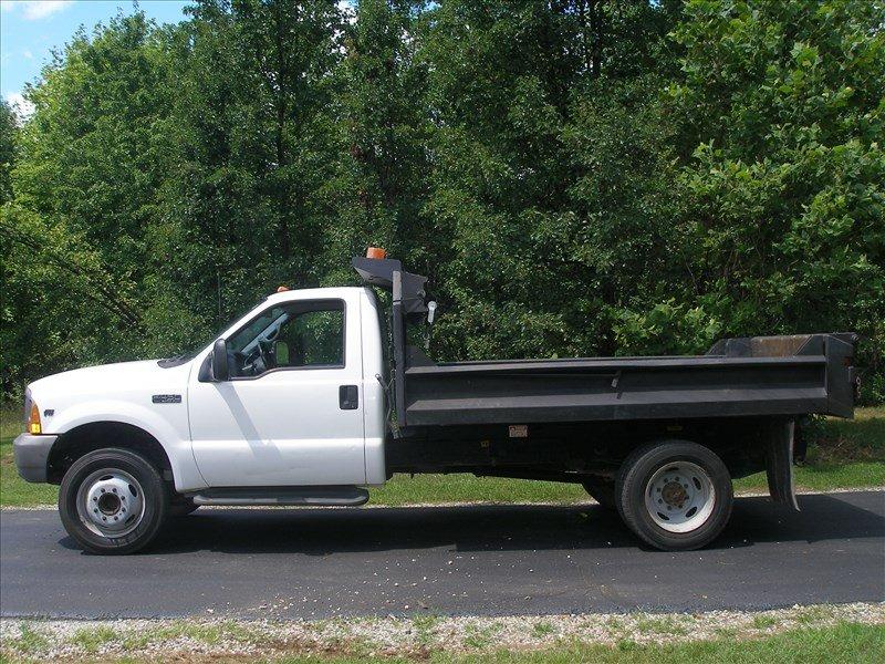 199920Ford20F45020Dump20Truck-2527