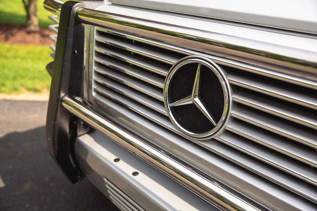 2005 Mercedes-Benz G 500